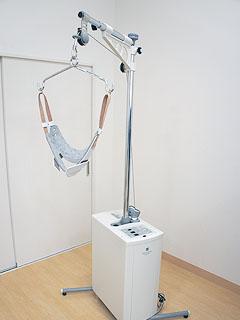 頚椎牽引治療器