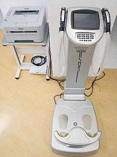 体成分分析装置